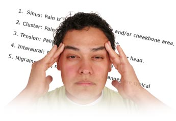 headache - Sinus Remedy Report