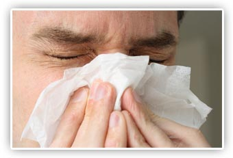 sneezing, stuffy nose - Sinus Remedy Report